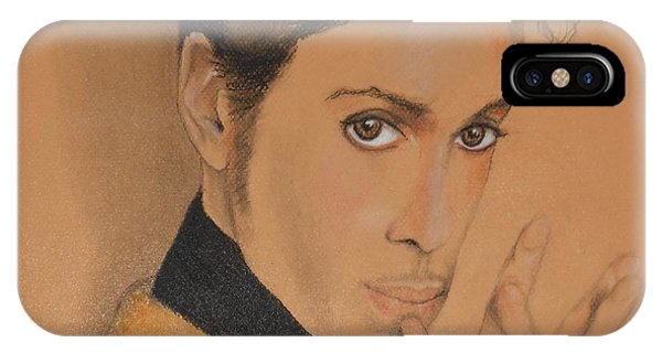The Late Prince Rogers Nelson IPhone Case