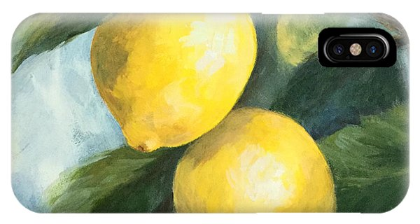 iPhone Case - The Lemon Tree by Torrie Smiley