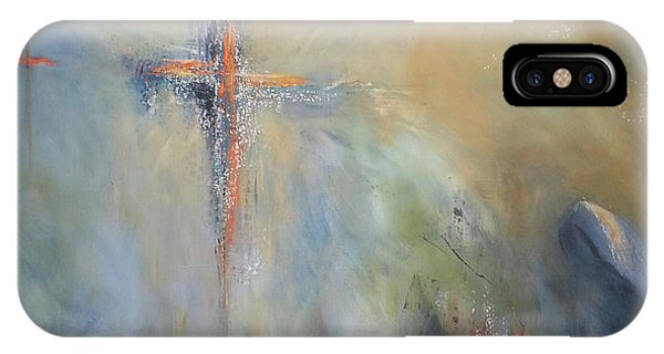 The Light Of Christ IPhone Case