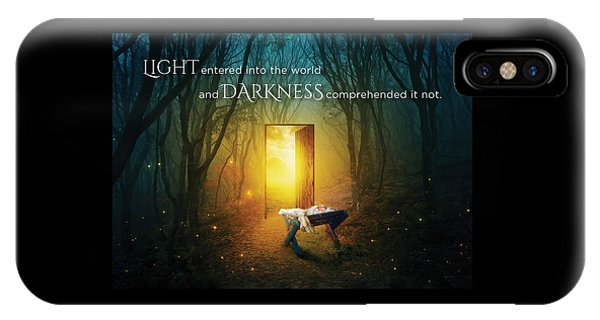 The Light Of Life IPhone Case