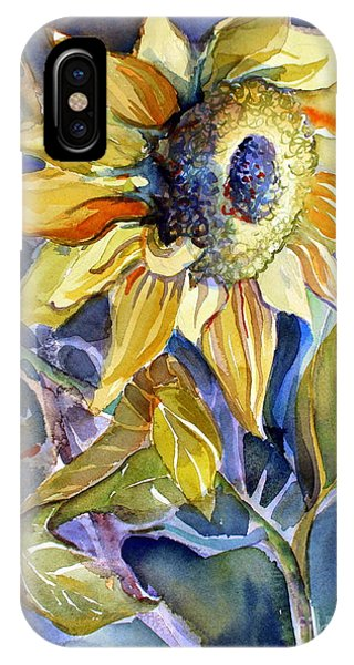 The Light Of Sunflowers IPhone Case