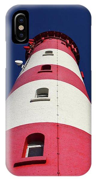 The Lighthouse Amrum IPhone Case