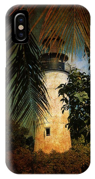 The Lighthouse In Key West IPhone Case
