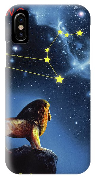 iPhone Case - The Lion by Johannes Margreiter