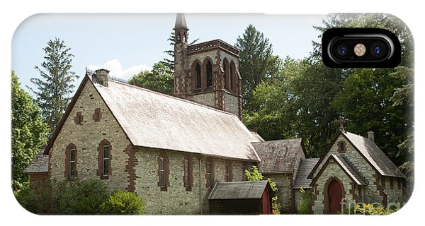 The Little Brown Church In The Vale IPhone Case