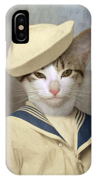Surreal iPhone Case - The Little Rascal by Martine Roch