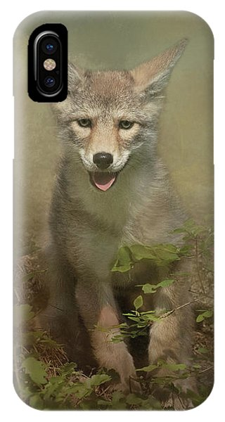 The Littlest Pack Member IPhone Case