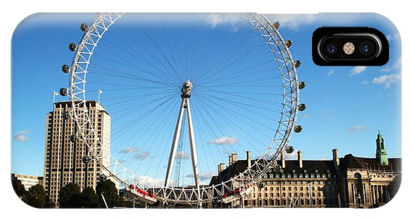 iPhone Case - The London Eye 2 by Chris Day