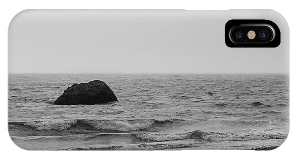 The Lone Rock IPhone Case