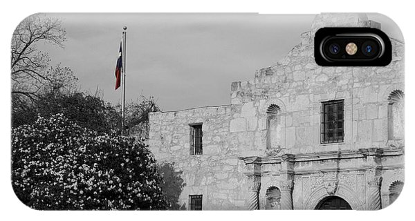 IPhone Case featuring the photograph The Lone Star by Dylan Punke