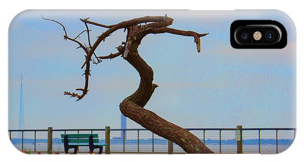 The Lone Tree IPhone Case