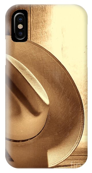 The Lost Hat IPhone Case