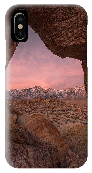 IPhone Case featuring the photograph The Lost World by Dustin LeFevre
