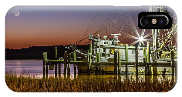 The Low Country Way - Folly Beach Sc IPhone Case