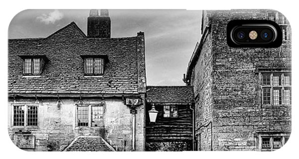 iPhone Case - The Lygon Arms, Broadway by John Edwards