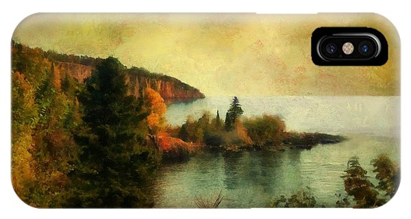 Lake Superior iPhone Case - The Magic Hour by RC DeWinter