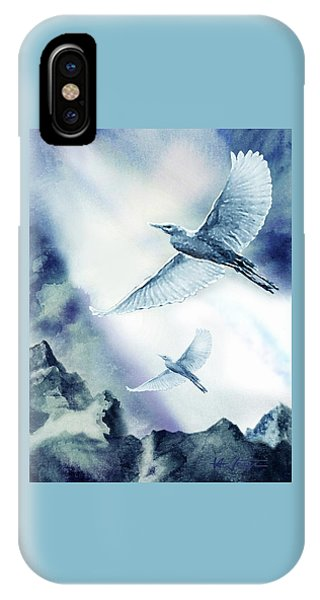 The Magic Of Flight IPhone Case