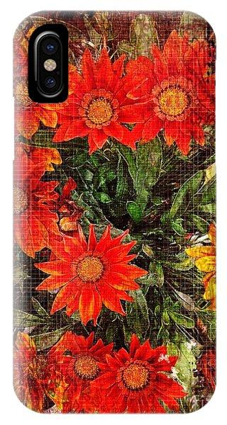 The Magical Flower Garden IPhone Case