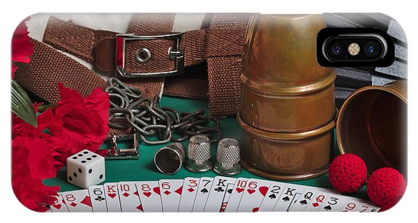 The Magician's Retreat IPhone Case