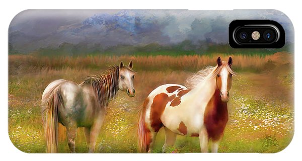 The Majestic Pasture IPhone Case