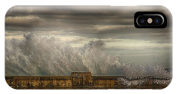 The Malecon IPhone Case