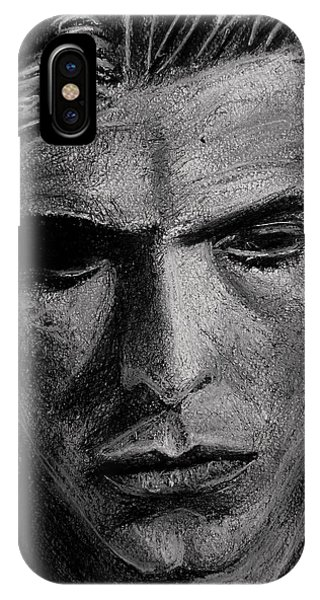 The Man Who Fell To Earth 1976 IPhone Case