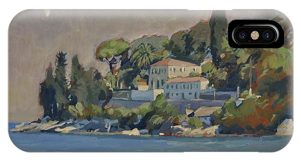 The Mansion House Paxos IPhone Case