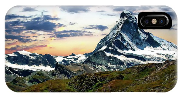 The Matterhorn IPhone Case