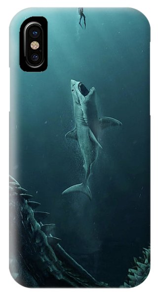 The Meg 5.0.3 IPhone Case