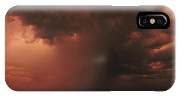 The Microburst IPhone Case