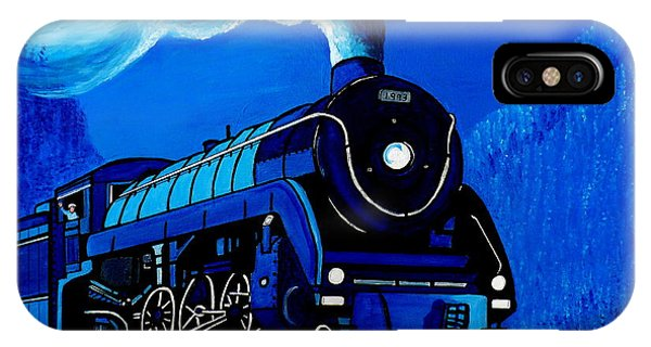 The Midnight Express IPhone Case