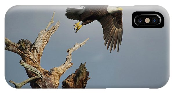 the Mighty Ozzie. IPhone Case