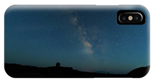 The Milky Way At Goblin Valley IPhone Case