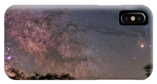 The Milky Way Core IPhone Case