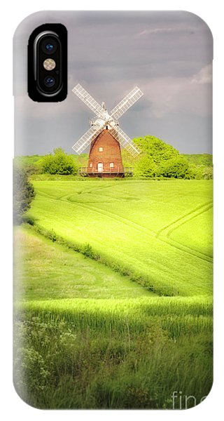 The Mill Uphill IPhone Case