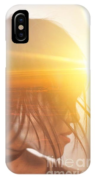 The Mind's Eye IPhone Case