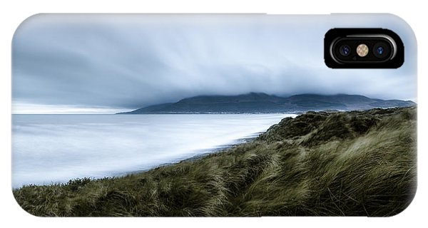 The Misty Mountains Of Mourne IPhone Case