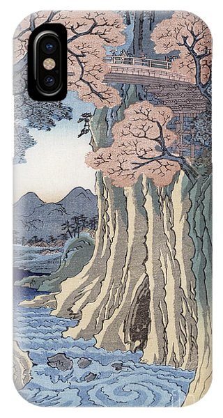 The Monkey Bridge In The Kai Province IPhone Case