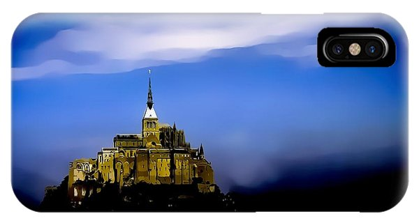 Le Mont Saint Michel - France IPhone Case