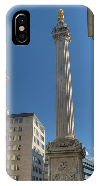 iPhone Case - The Monument 2 by Chris Day