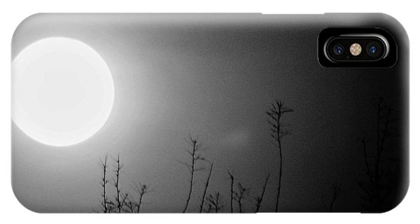 The Moon And The Stars IPhone Case
