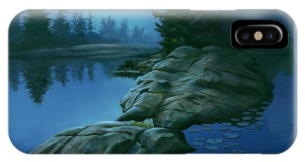 The Moonlight Hour IPhone Case