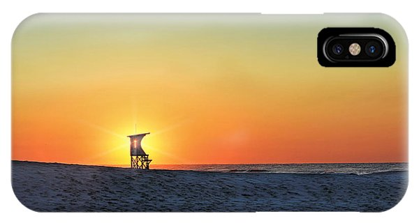 The Morning Watchtower IPhone Case