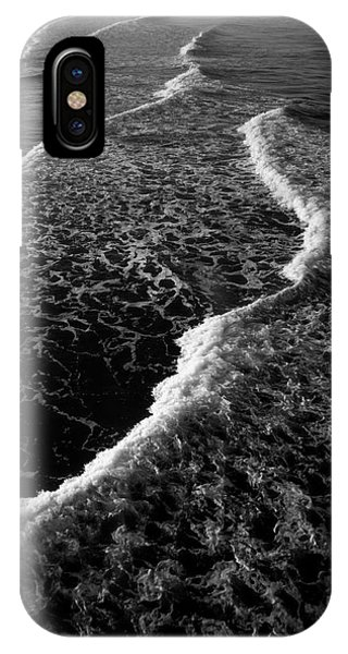 The Morning Waves IPhone Case