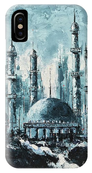 The Mosque-2 IPhone Case
