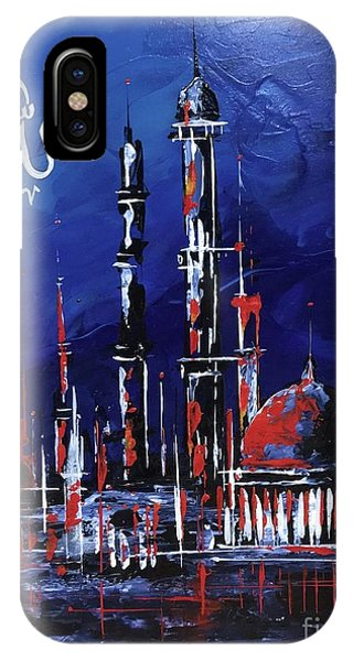 The Mosque-4 IPhone Case
