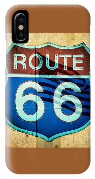The Mother Road Route 66 IPhone Case