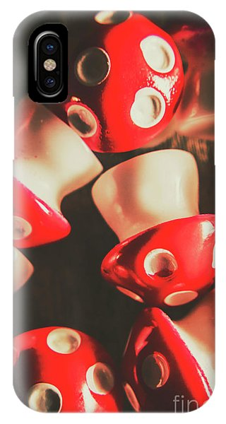 Object iPhone Case - The Mushroom Stack by Jorgo Photography - Wall Art Gallery