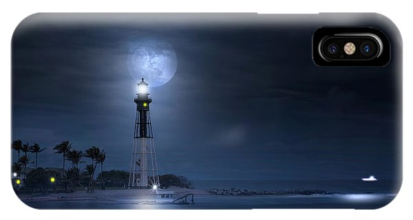 The Mystery Of Lighthouse Cove IPhone Case