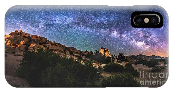 The Mystic Valley IPhone Case